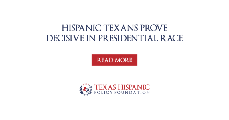Hispanic Texans Prove Decisive in Presidential Race